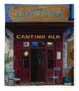 cantina Ala Fleece Blanket