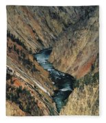 Canyon Jewel Fleece Blanket
