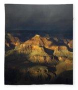 Canyon Light Fleece Blanket