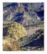 Canyon Road Fleece Blanket