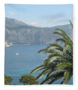 Cap Ferrat Fleece Blanket