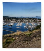 Cap  Sante Marina Fleece Blanket