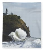 Cape Disappointment 2 B Fleece Blanket
