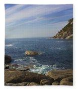 Cape Escape Fleece Blanket
