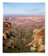 Cape Final Canyon View Fleece Blanket