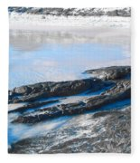 Cape Le Grand Coast Fleece Blanket
