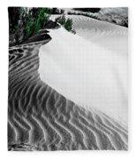 Cape Le Grande Sand Dune Fleece Blanket