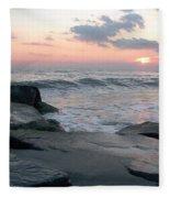 Cape May Fleece Blanket