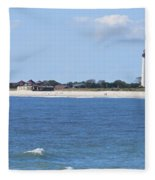 Cape May Point  Fleece Blanket