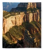 Cape Royal Sunset Fleece Blanket