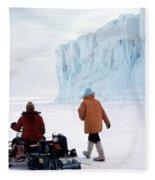 Capeevans-antarctica-g.punt-2 Fleece Blanket
