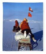 Capeevans-antarctica-g.punt-3 Fleece Blanket