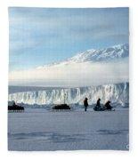 Capeevans-antarctica-g.punt-7 Fleece Blanket