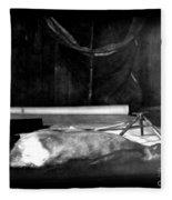 Capeevanshut-antarctica-g.punt-18 Fleece Blanket