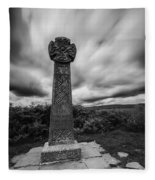 Capel Gwladys Mono Fleece Blanket