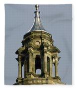 Capital Dome Spindle Top Fleece Blanket