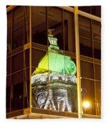 Capitol Reflection Fleece Blanket