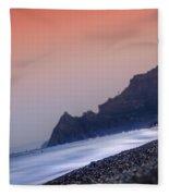 Capo Sant'alessio Fleece Blanket