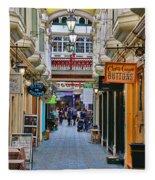 Cardiff Wyndham Arcade 8275 Fleece Blanket