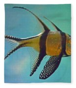 Cardinalfish Fleece Blanket