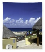 Caribbean Breeze One Fleece Blanket