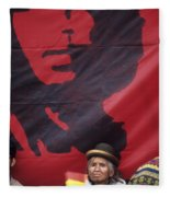 Caring Che Fleece Blanket