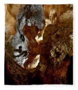Carlsbad Caverns #1 Fleece Blanket