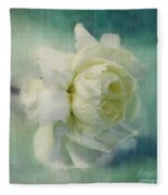 Carnation Fleece Blanket