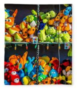 Carnival Critters Fleece Blanket