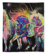 Carnivale Fleece Blanket