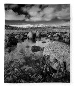Carnlough Bay Fleece Blanket