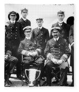Carpathia Crew, 1912 Fleece Blanket