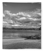 Carsington Beach Fleece Blanket