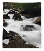 Cascade Falls Fleece Blanket
