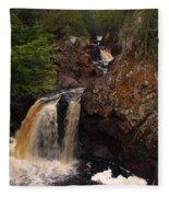 Cascade River Fleece Blanket