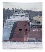 Cason Calloway Freighter Fleece Blanket