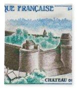 Castle Fougeres Fleece Blanket