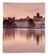 Castle Howard Dawn Fleece Blanket
