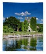 Castle Menlo  Fleece Blanket