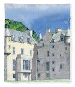 Castle Menzies Fleece Blanket