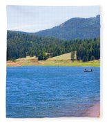 Catamount Fishermen Fleece Blanket