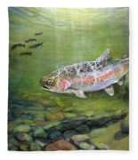 Catch It Fleece Blanket