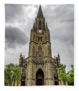 Catedral Del Buen Pastor Fleece Blanket