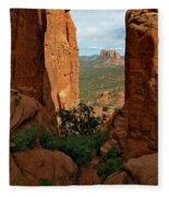 Cathedral Rock 05-012 Fleece Blanket