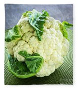 Cauliflower Fleece Blanket