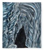 Cave 2 Fleece Blanket