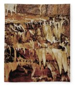 Cavern Beauty Fleece Blanket