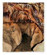 Cavern Path Fleece Blanket