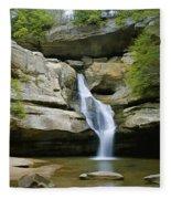Cedar Falls Fleece Blanket