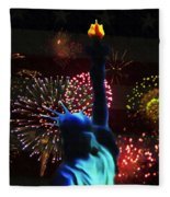 Celebrate America Fleece Blanket